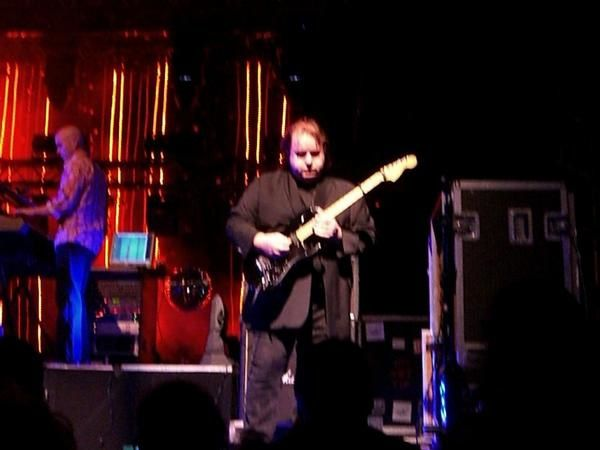 Concert de Marillion du 13 décembre 2007