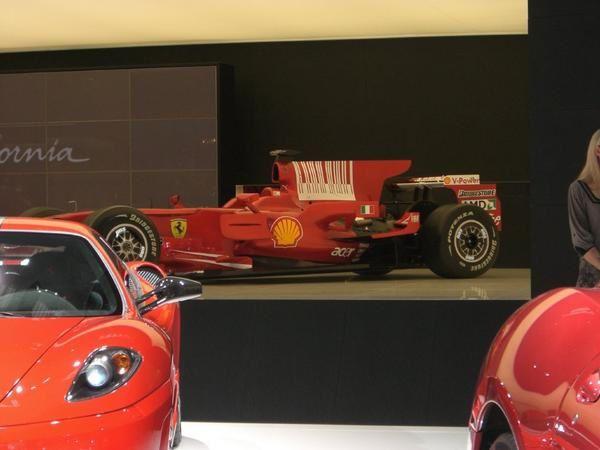 Première partie des photos du mondial de l'auto 2008.
