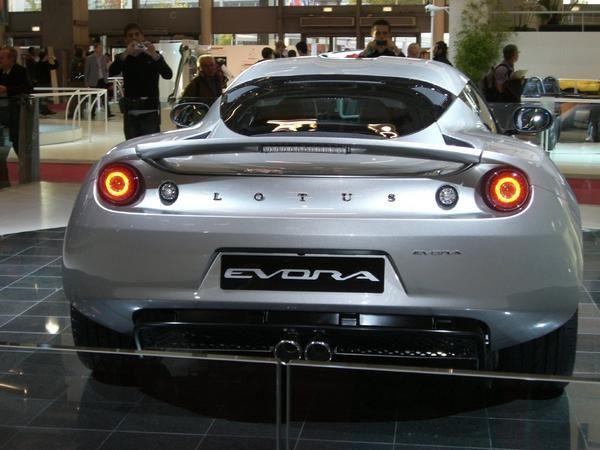 Fin des photos du Mondial de l'auto 2008.