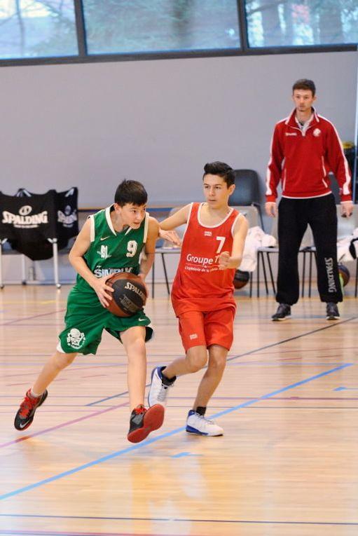 Le Palais des Sports a vécu 5 matchs  du BCVB le 30/11/2013 et le 01/12 :- U13M contre l'ASUL- U15M contre l'ES JONAGE- U17F contre Francheville- DF1 contre t-Genis-les-Ollières- et enfin la NM3 devant le CS Autun