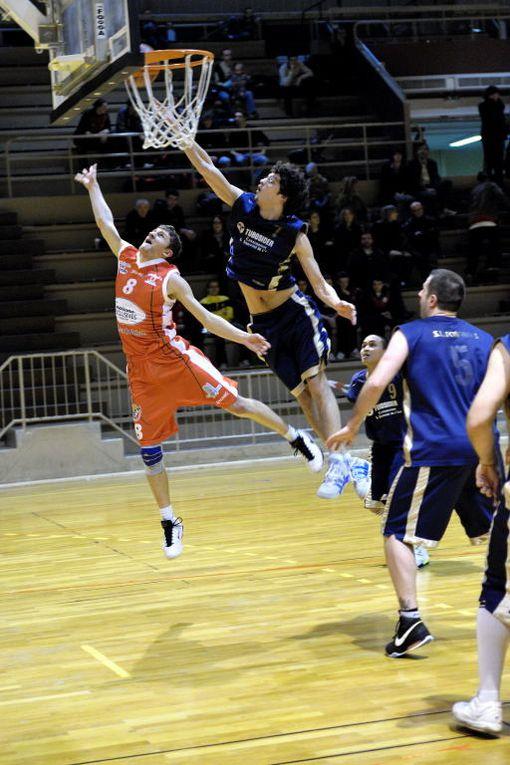 Journée faste pour le Basket Caladois le 13 février 2010, avec les triple succès des Cadets devant Chazay, des Seniors DM2 contre Reyrieux, et des Seniors 1 face à Fontaines.