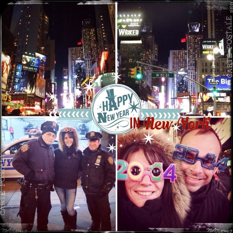 Album - Hawaii-New-York-hiver-2013