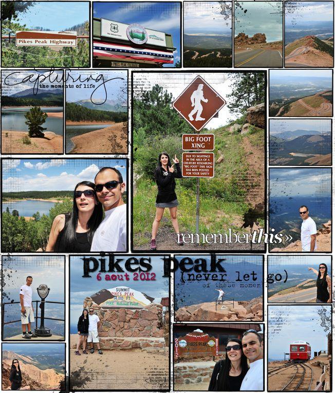 Croisière Disney en Alaska et road trip Canada ouest USA juillet aout 2012