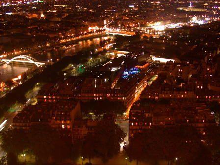 Voyages d'&eacute&#x3B;tude &agrave&#x3B; Paris avec les Terminales Septembre 2006, avec les premi&egrave&#x3B;re ES en Mars 2007
