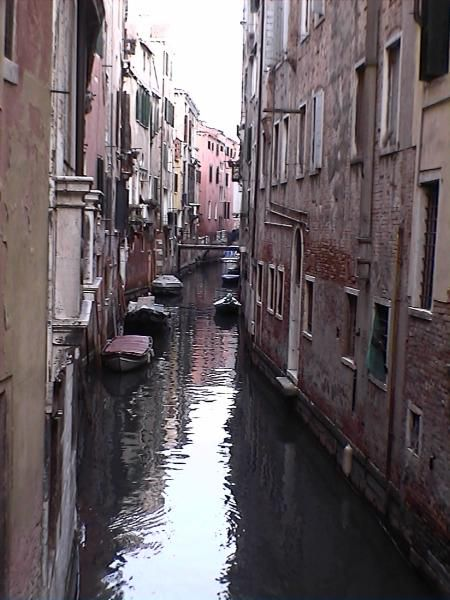 Quelques photos de Venise au mois d'avril 2005<br/>