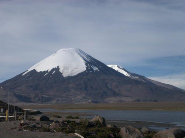 Un trimestre au Chili