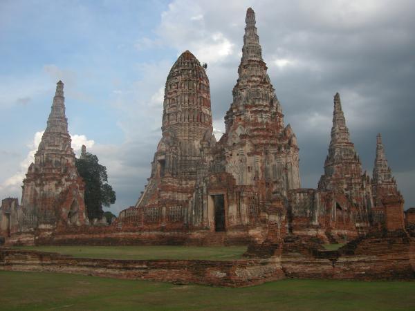 Juillet - Aout 2005Voyage en Thailande, au Laos et au Cambodge