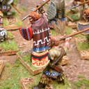 <p>Quelques photos des figurines que j'ai peintes r&eacute&#x3B;cemment</p><p>Some of the figs I made recently.</p>