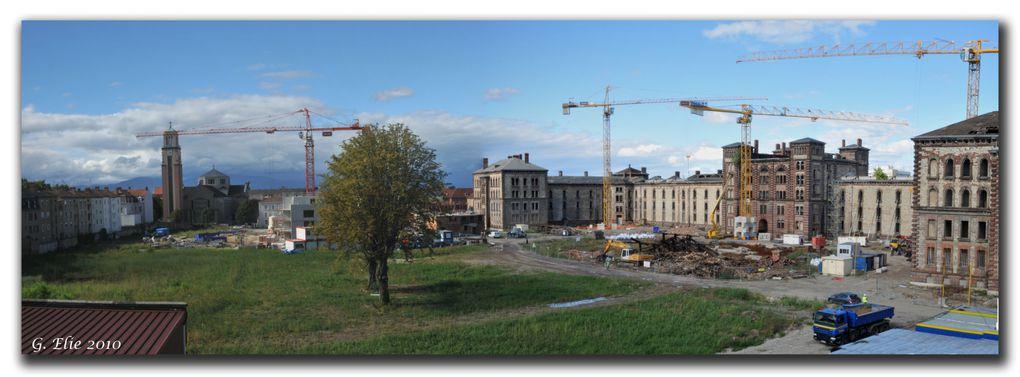 Album - Caserne - Lefebvre Mulhouse