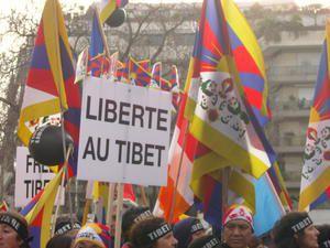 50éme anniversaire  du soulèvement de Lhassa