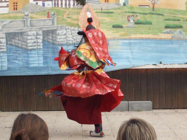 """""""Ombres sur le Tibet""""Monétier les Bains28 juillet au 2 août 2008"""