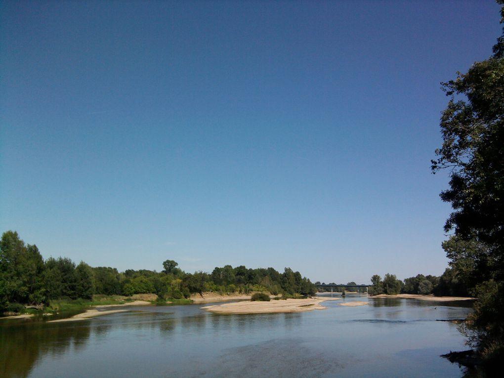 vues du fleuve &agrave&#x3B; Tours selon divers angles, &agrave&#x3B; divers saison, et divers moments de la journ&eacute&#x3B;e...<br />Certaines photos sont prises du bus le matin.<br />Attention: une photo n'est pas de la Loire.