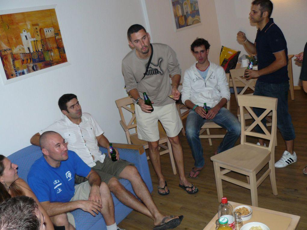 Séjour club de 4 jours au Roc d'Azur 2009 dans le Var.