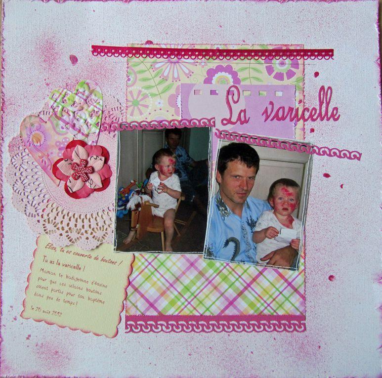 Album - ALBUM d'ELISA