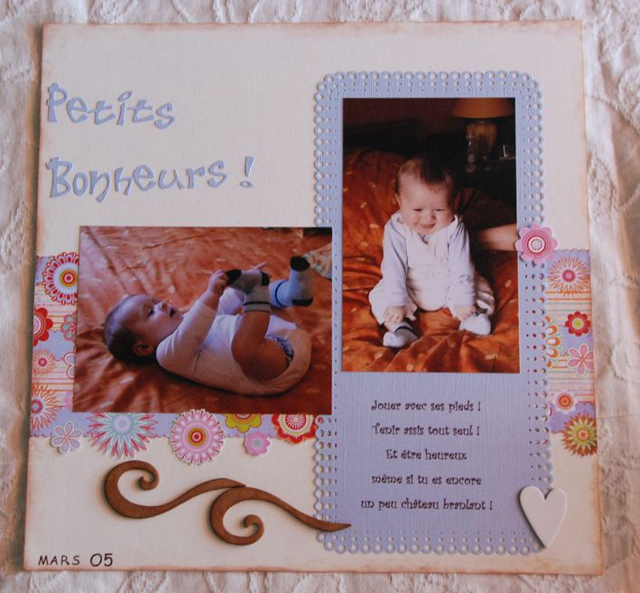 Album en pages 30X30