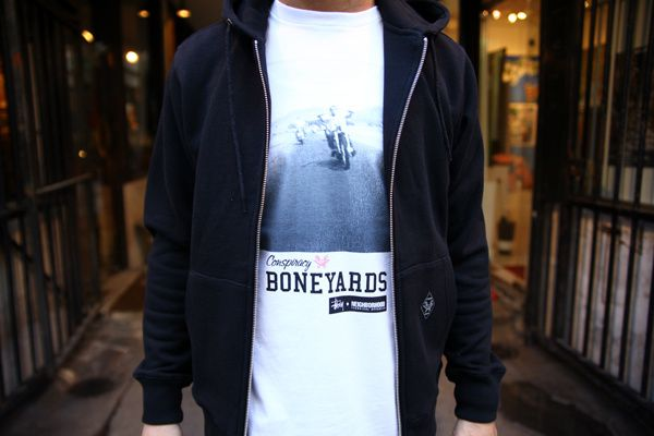 Album - STUSSY-x-NEIGBORHOOD--BONEYARDS-II-