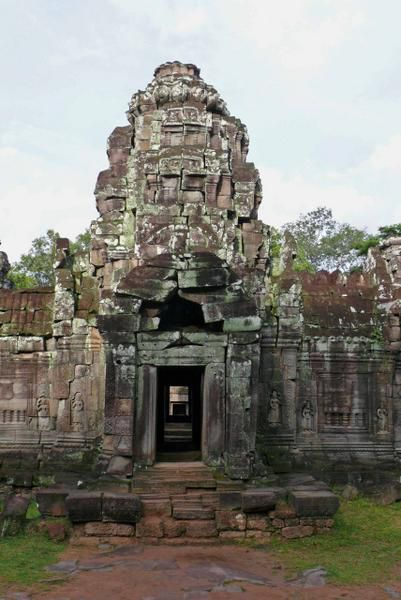 Angkor Vat, Bantey Kdey, Bantey Srey, Bayon, Phimeanakas, Pre Rup, Srah Srang, Ta Som, Terrasse des Eléphans, Terrasse du Roi Lépreux, Paysages d'Angkor
