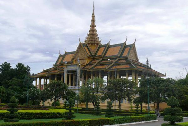 4 semaines de Phnom Penh à Siem Réap, Battanbang, Kampong Cham, Kratie.