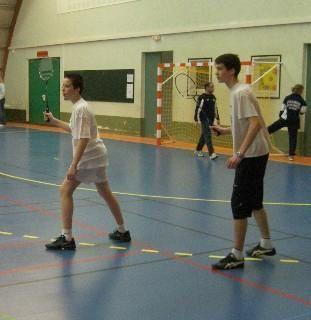 Championnat de france UNSS &agrave&#x3B; Niort
