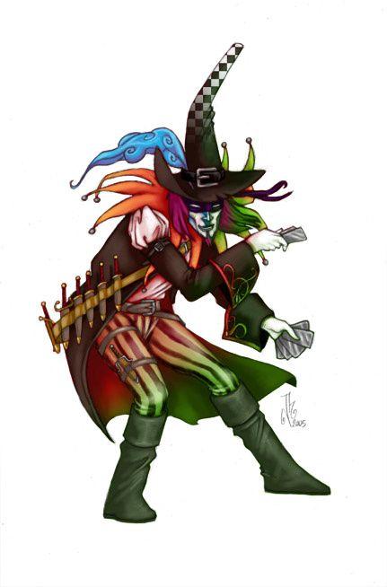 """Voici les Avatars de 'Nexus : les guerriers des brumes"""", ceux-ci sont les personnages que vous pourrez incarner si le jeu sort un jour..."""