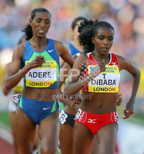 Photos d'athlètes internationaux d'hier et d'aujourd'hui