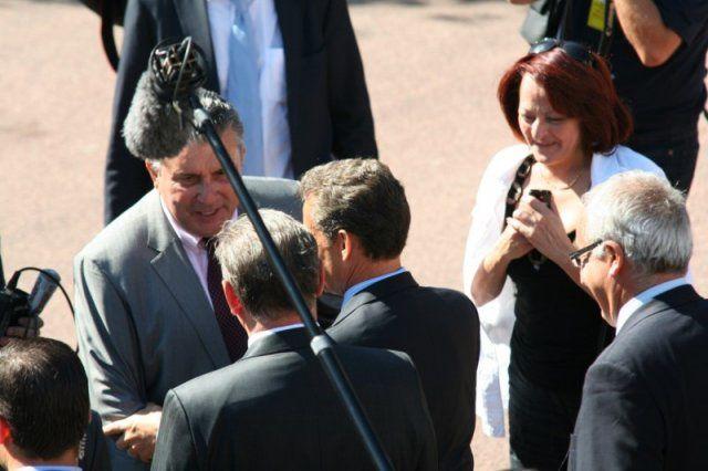 Le 4 octobre, le Président de la République est venu dans les Cévennes gardoises afin d'honorer cette terre, ses habitants et son histoire.