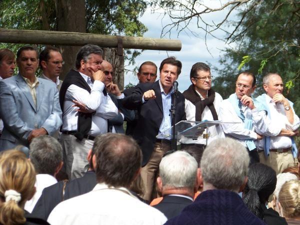 FETE Départementale de l'UMP-Gard 2008