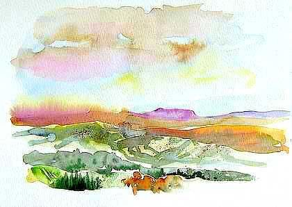 Album - Stages d'aquarelle en Provence A