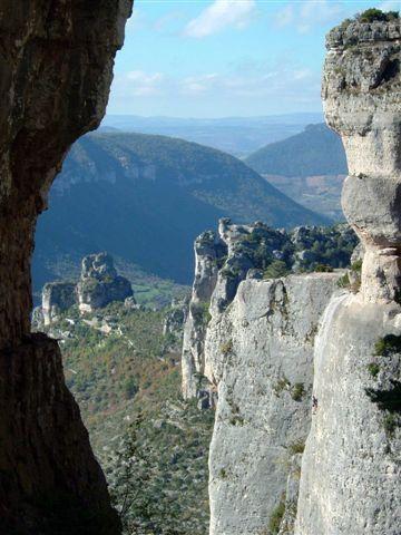 """Partie centrale&nbsp&#x3B;d'une rando aquarelles dans les Gorges de la Jonte, du Tarn et les Grands Causses dont on peut voir les articles dans la cat&eacute&#x3B;gorie <a href=""""http://www.aquarelle-en-voyage.com/0-categorie-397658.html"""">&quot&#x3B;Gorges du Tarn, Canyons et Grands Causses&quot&#x3B;</a> de mon blog"""