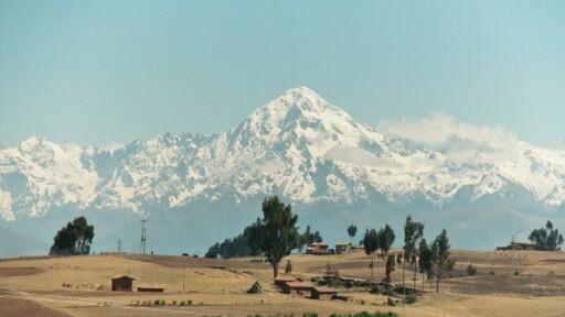 Quelques paysages du Pérou