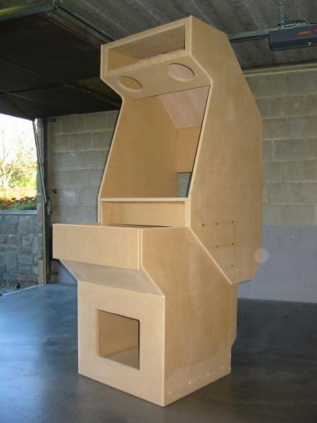 Album - Arcade Cabinet