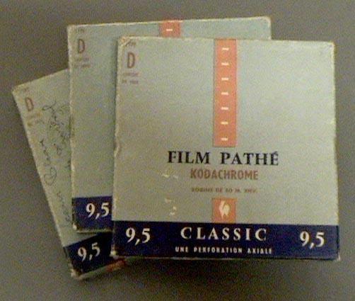 <p>Colleuses &agrave&#x3B; colle ou &agrave&#x3B; scotch <br />Visionneuses<br />Bobines<br />Films</p><p>En 8, super 8 , 9,5 et 16 mm</p>