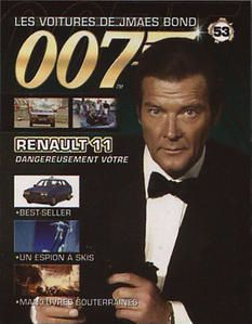 Photos pour la série James BOND