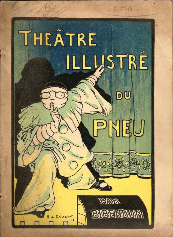 Album - Le Théâtre illustré du Pneu Michelin