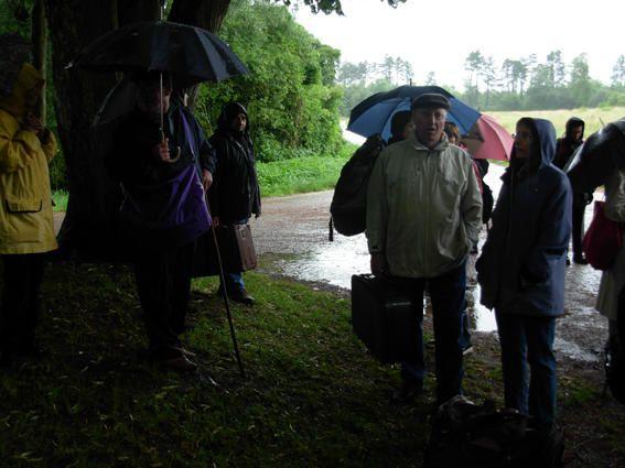 Photos du happening de Fey en Haye.