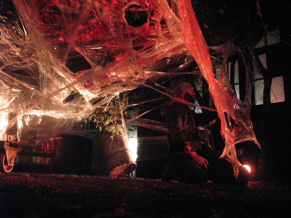 Nuit Heptogene @ Centrale 772h pour créer ...OSS Project  (Kookaboora & Yorga)Mai 2010