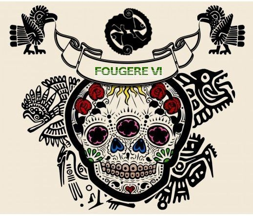 "Fougere Party VI  //  Solar Sound System & Human Power Generator  //  Bass Music Family, Acid Reggae Lazer Tropical !!  ""Eat Da GouLou ! & be happy !!"""