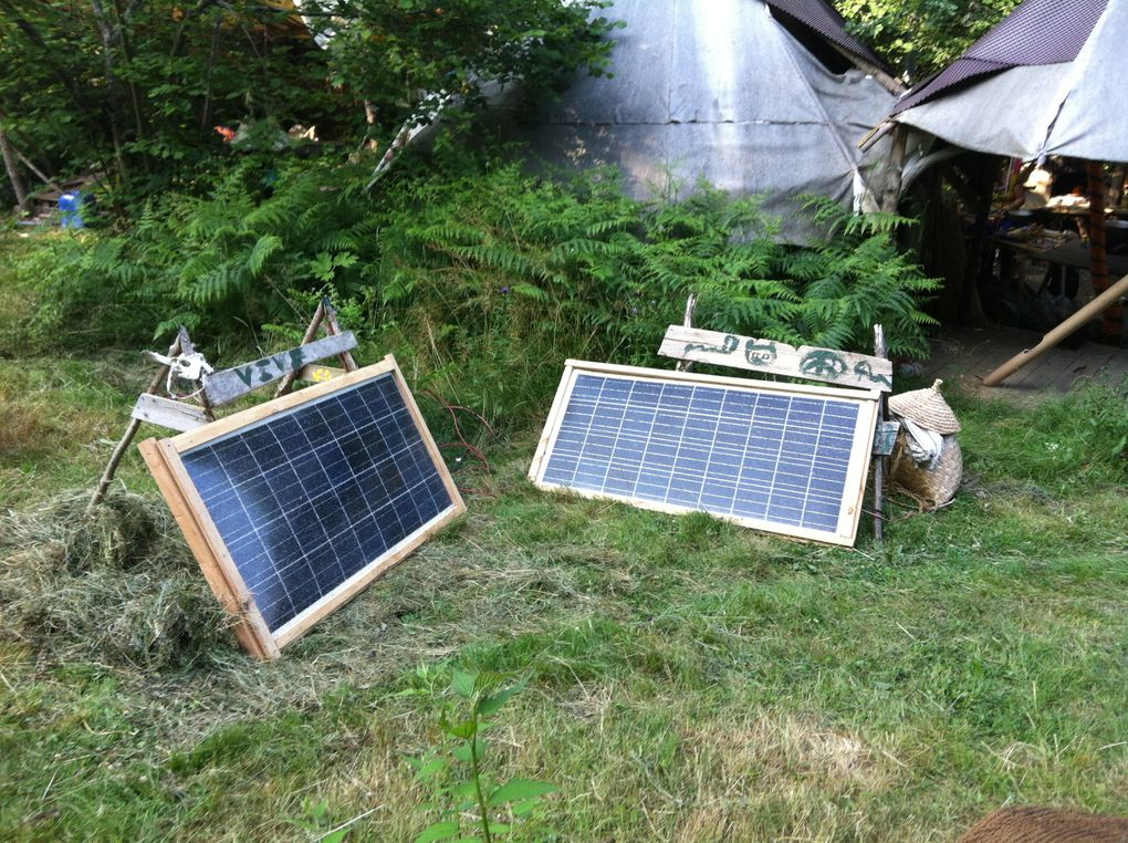 Kookaboora & Sdefzone Solar Solution in Action, Deep South Of France /// SPIRIT OF POLYPODE /// Juillet 2013 ///