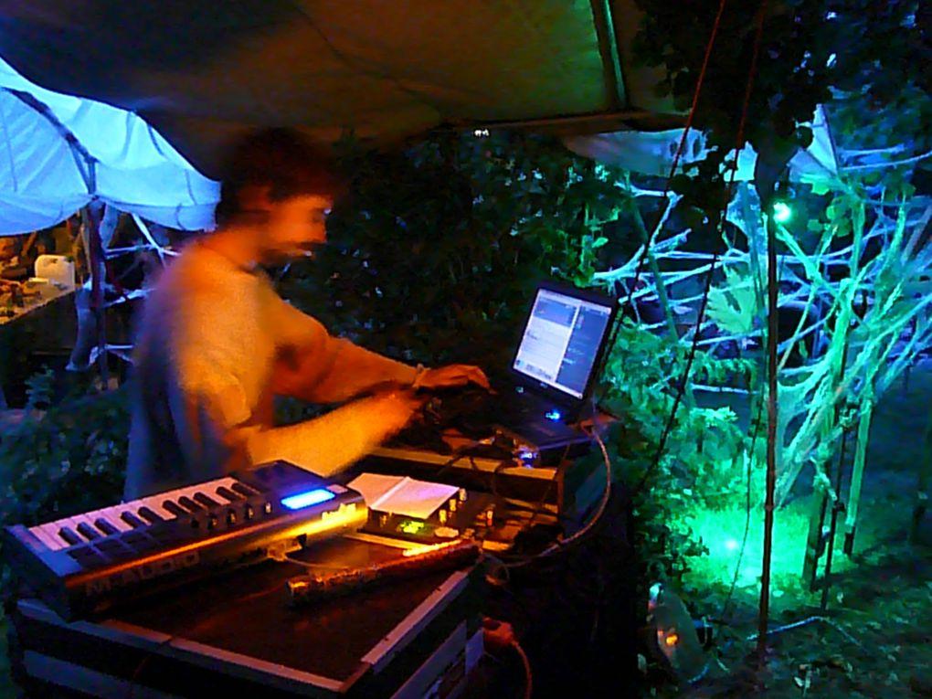// Fucking Cool WOODY SOLAR PARTY // Juillet 2014 , Papou Sound Station - Philoo'Polypode Land - Sdefzone EPR - OSS & Friendz & Family - Table & Musiques de Qualité ...