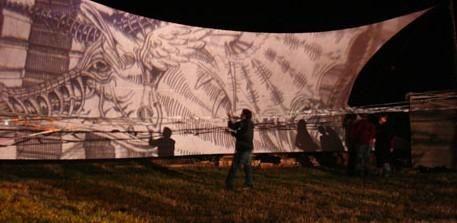 -Festival Irréduktibles-16/20 Aout 2006 à Plougouskank (22-BZH)Photos par Claire ChapitechKookaboora Conspiracy ...