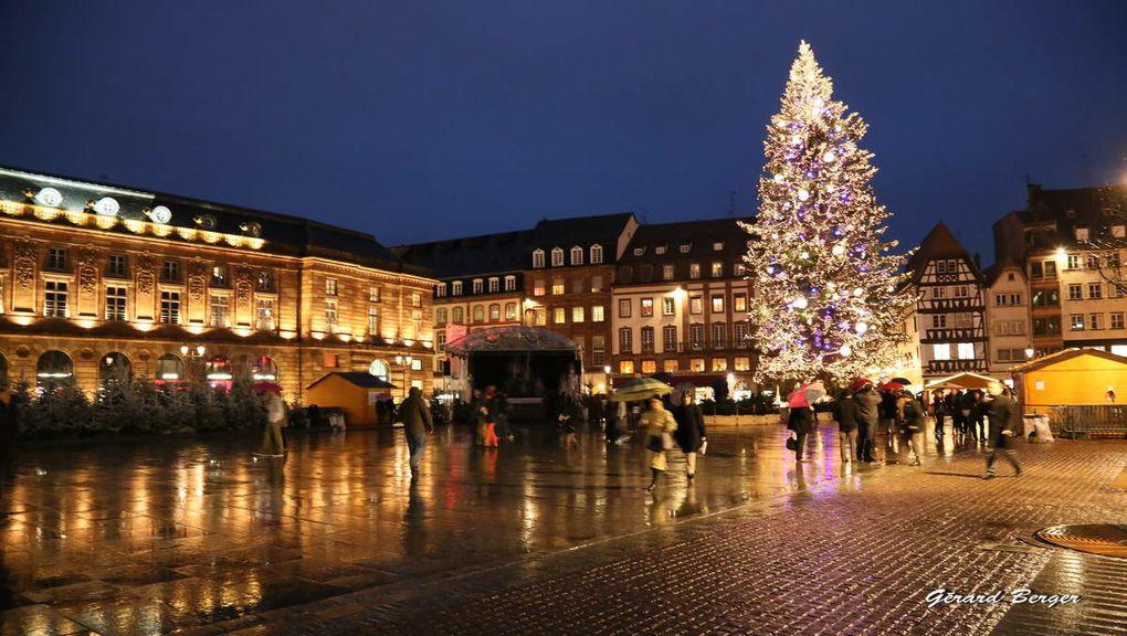 quelques photos de Strasbourg