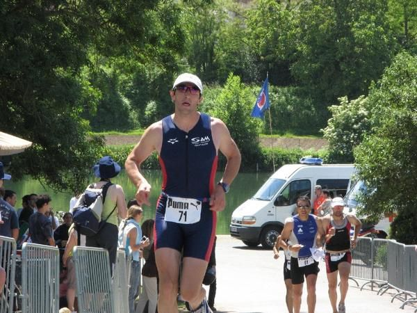 Triathlon MD de Sireuil 2006