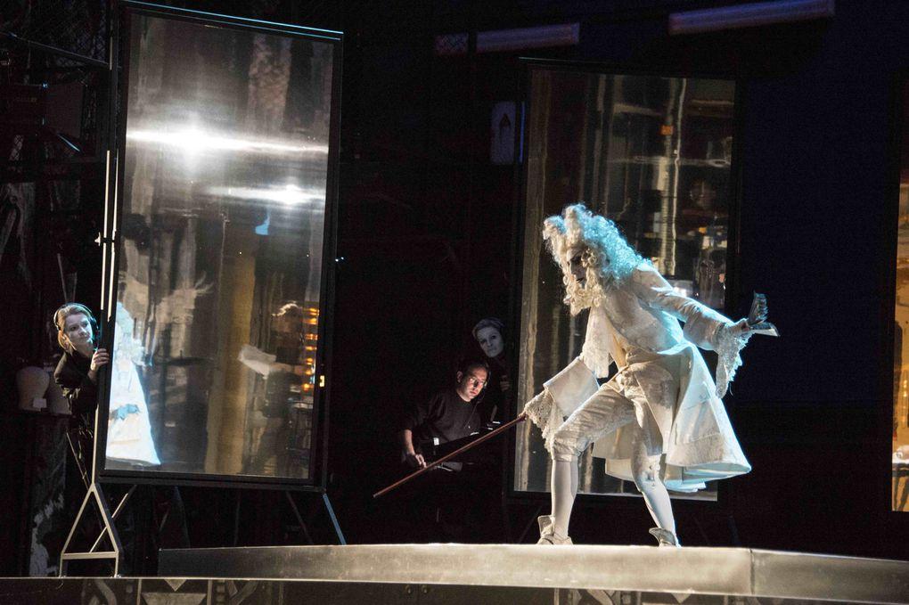 Mes photos de la production d'ARTASERSE, operia seria de L.Vinci, à l'Opéra National de Lorraine, novembre 2012 ©Gérard Delacour.
