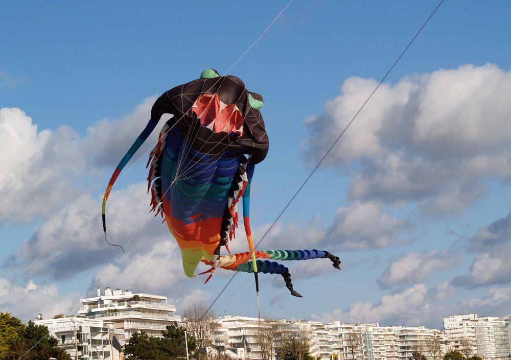 Album - Cerf volant plage de La Baule