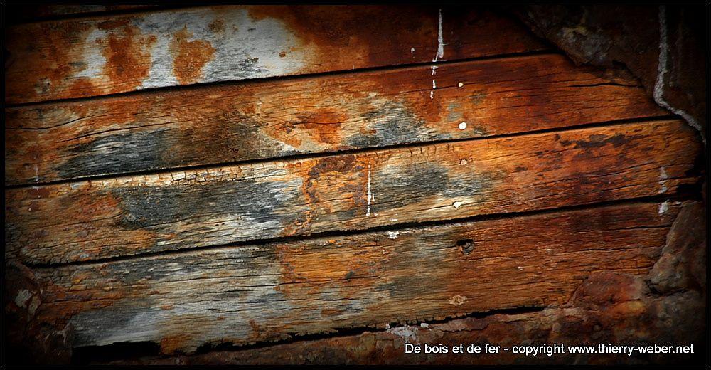 Album - De bois et de fer