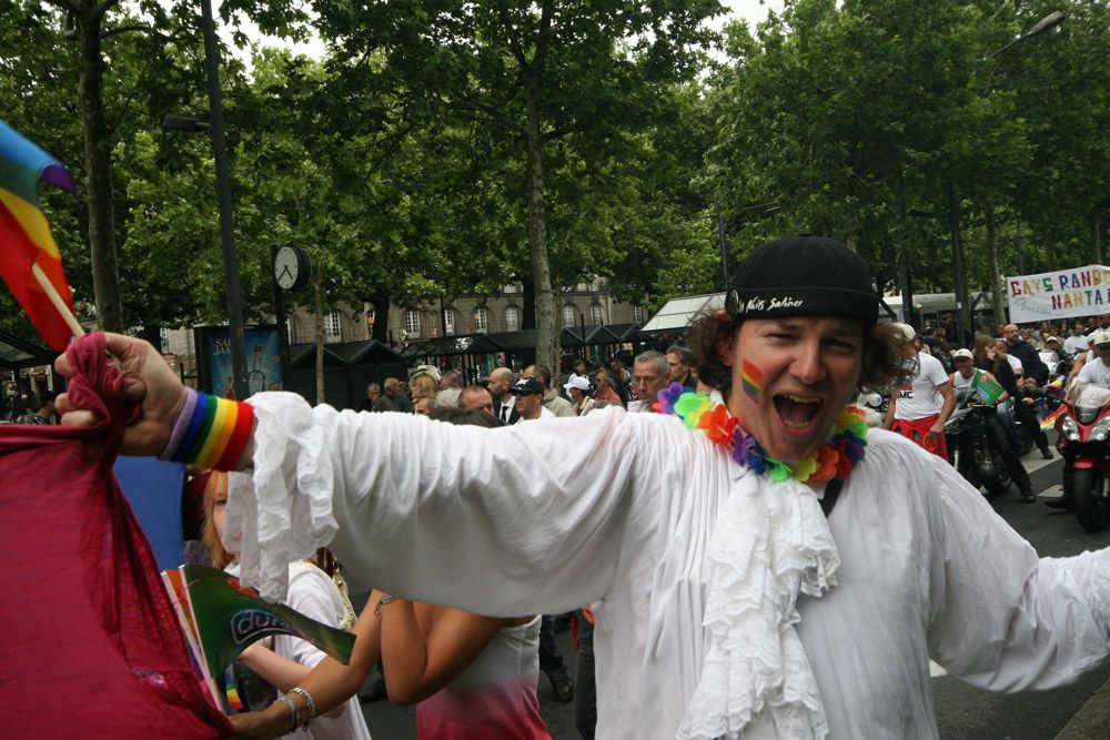 Album - Gay Pride Nantes 2010