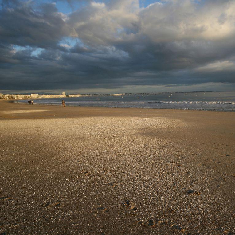 Album - La baie de La Baule en hiver
