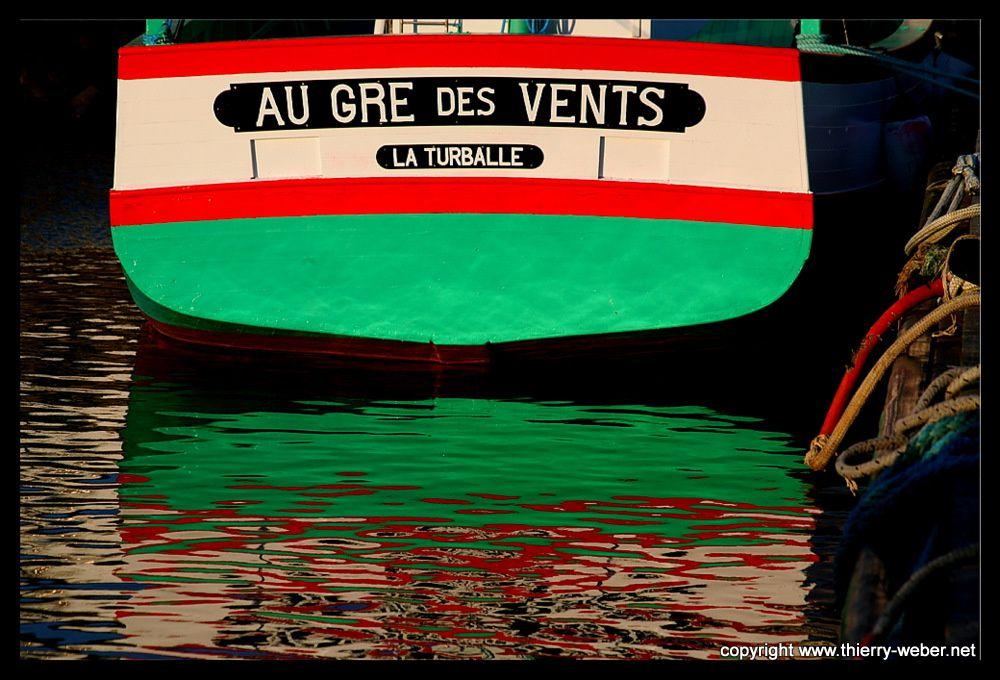 Les couleurs de Bretagne - Photos Thierry Weber - Guérande