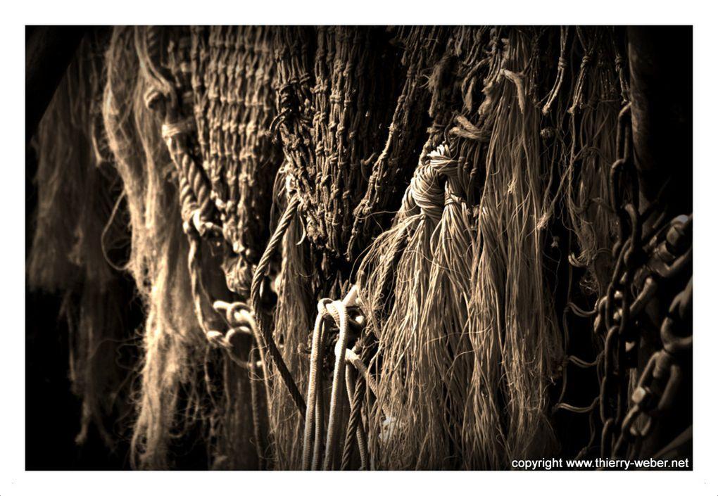 Les Ports Bretons en Sépia - Photos Thierry Weber Photographe La Baule Guérande