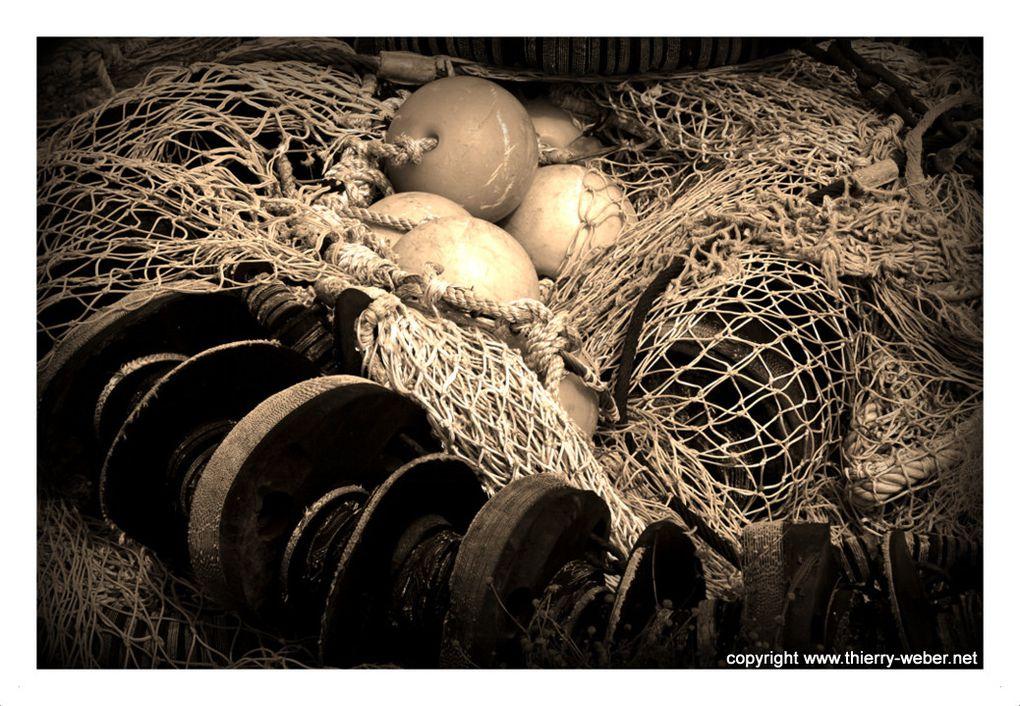 Ports sépia - Photos Thierry Weber Photographe de Mer La Baule Guérande